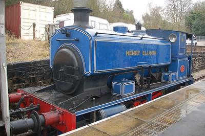 Ecclesbourne Valley Railway 2018