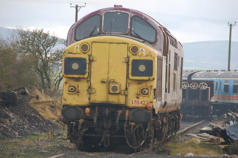 37042 - Eden Valley Railway - 25 November 2012