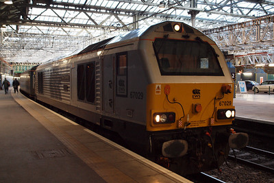 67029 on 2K13 at Waverley.