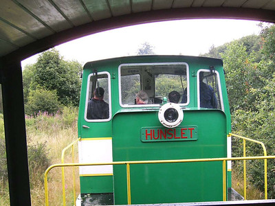 Louise seen from the Toad brakevan