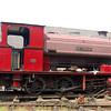AE 1917 - Earl Fitzwilliam - Elsecar Heritage Railway - 14 June 2014