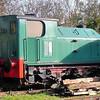 9376 Sentinel 4wVBT Elsecar Steam Railway