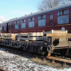 633433 Bogie Flat 'Dolphin' - Elsecar Steam Railway