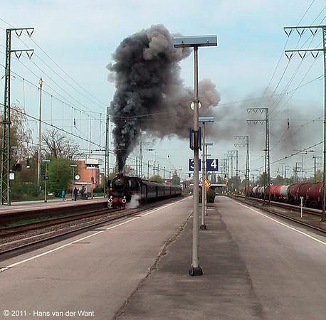 2011-04-16 Steamspecial Emmerich am Rhein (D)