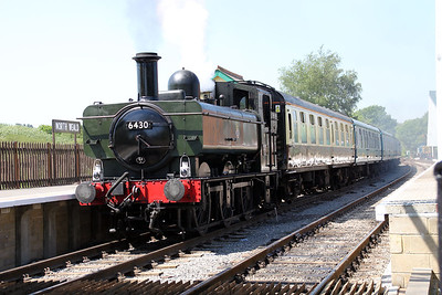Epping and Ongar Railway  27/05/12