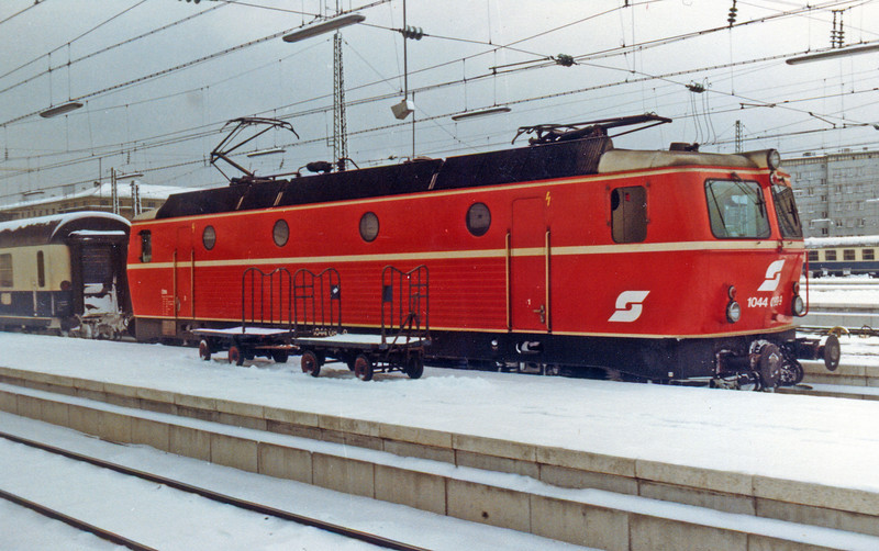 Salsburg, Austria 1987