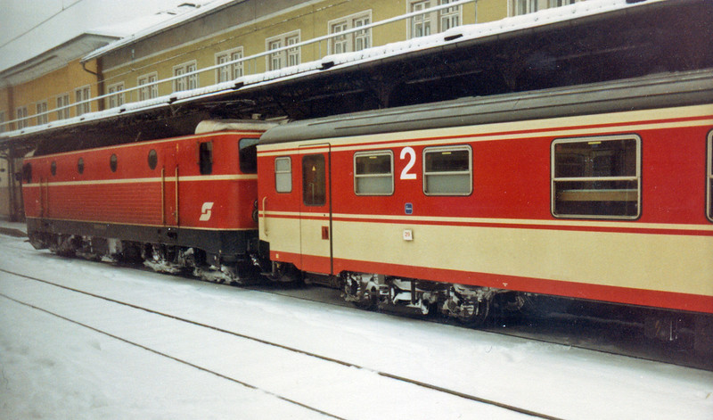 Salzburg, Austria 1987