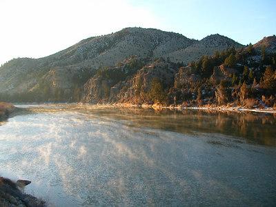 2005-02-28 07:34:54 Lombard Canyon, Montana