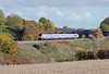 There are some good vantage points in adjacent fields for panoramic shots like this, a single Meridian northbound.