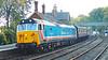 50017 'Royal Oak' 16:05 Kidderminster to Bridgnorth at Highley 4/10/18.