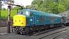 45041 poses at Bridgnorth 18/5/18.