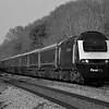 43053 & 43035 1L34 0729 Swansea to Paddington at Coychurch 21/4/18.
