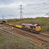 66031 6W01 1730 Landore Junction to Llandeilo Junction at Llandeilo Junction 23/3/19.
