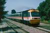 43151 09:35 Plymouth to London Paddington at Taplow 25/7/1994.