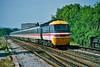 43143 15:32 Swansea to London Paddington at Bridgend 31/8/1993.
