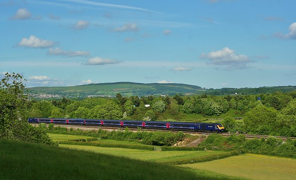 Trains in the Landscape