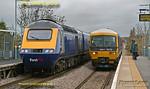 43041 & 165 128, South Greenford, 25th February 2014