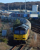6A65 60021 at Craiginches on Monday 1st February 2016