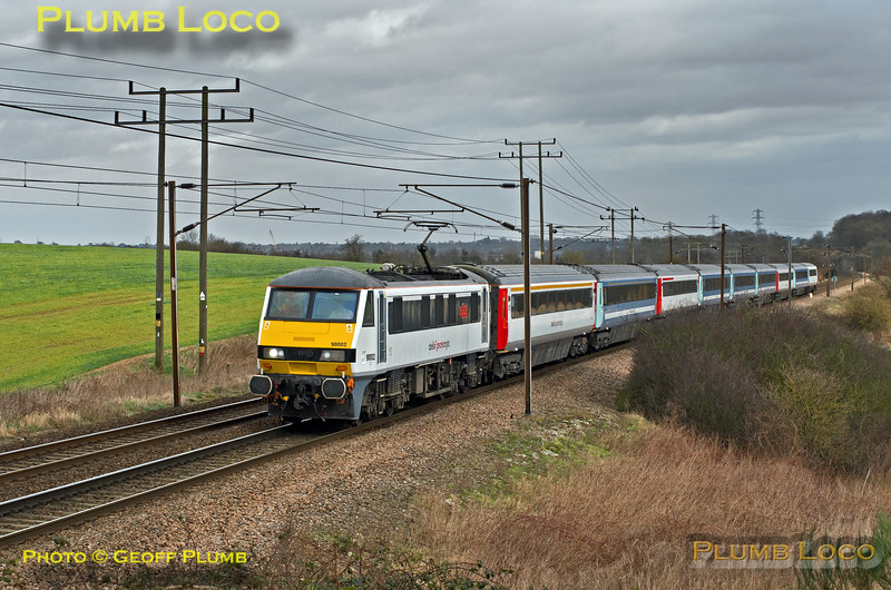 90002, Belstead Bank, 1P35, 8th February 2016