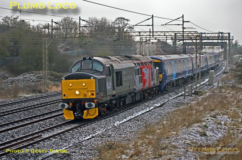 37800, Old Linslade, 5Q58, 11th February 2017