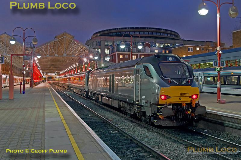 68011, Marylebone, 5H49, 19th February 2017