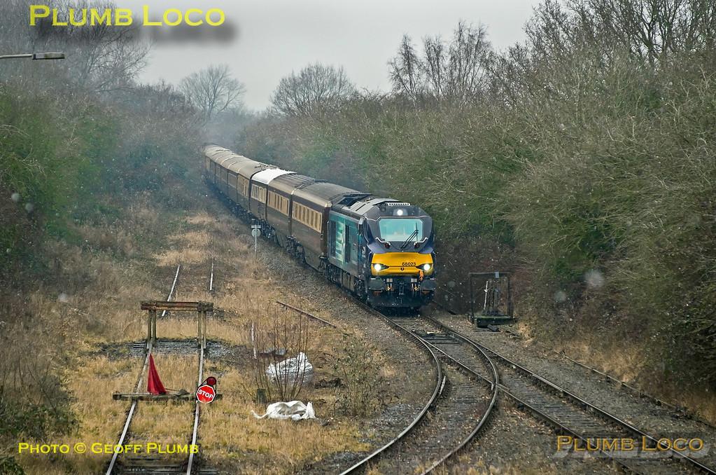 68023, Calvert, 1Z82, 10th February 2017