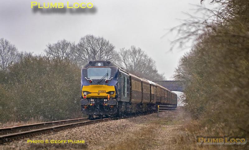 68023, Charndon, 1Z81, 10th February 2017