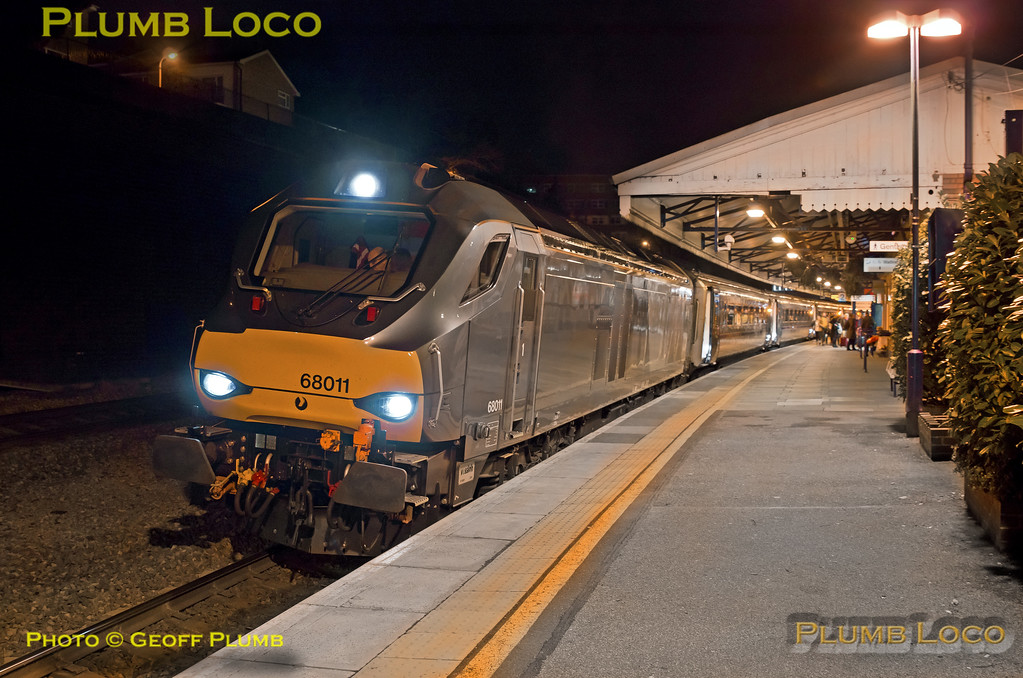 68011, High Wycombe, 1R53, 19th February 2017