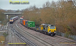 70006, Wolvercote Junction, 4O27, 10th February 2018