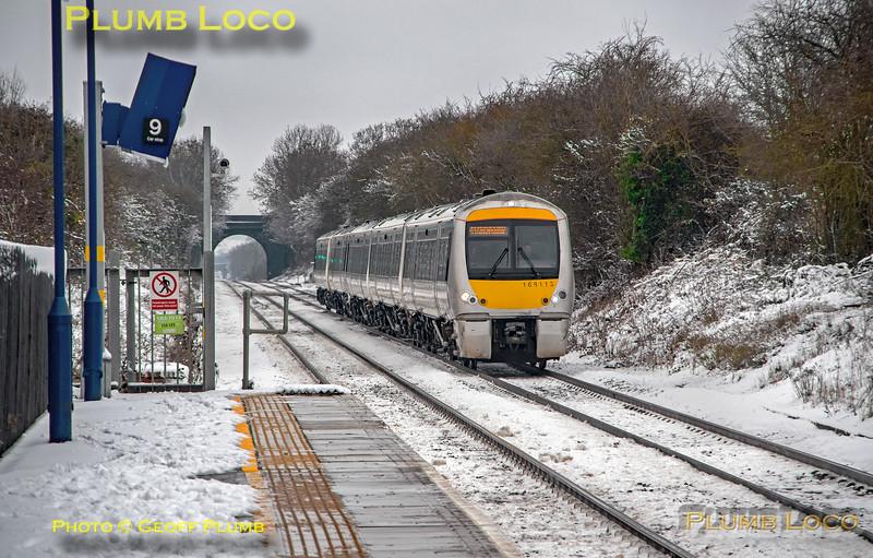 168 113, Haddenham, 1H28, 1st February 2019