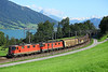11262 + 11644 Seen near Immensee on a Northbound Freight  		<br /> 01/09/2010