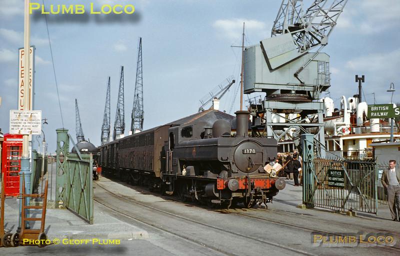 1370, Weymouth Quay, 27th April 1957
