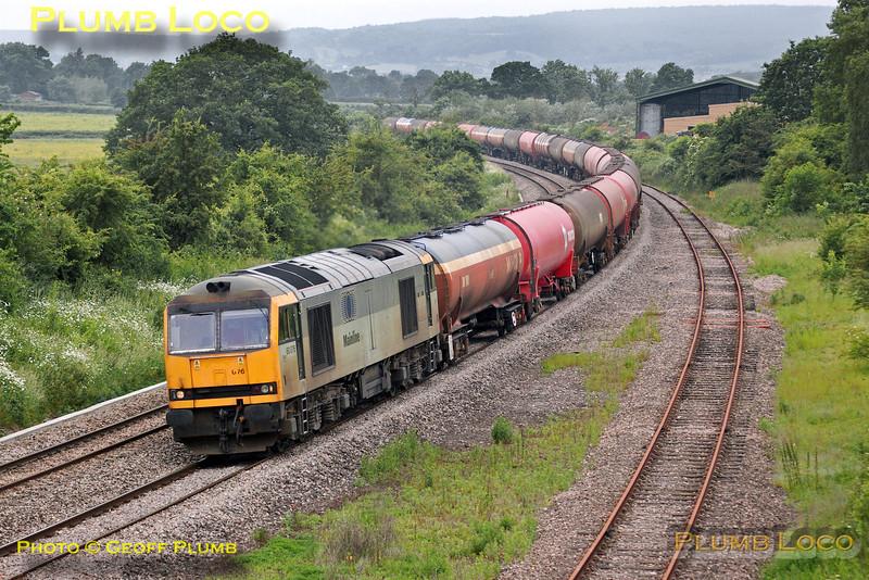 60076, Grange Court Junction, 6B13, 10th June 2005