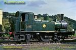 GWR No. 1420, Buckfastleigh, 7th September 1967