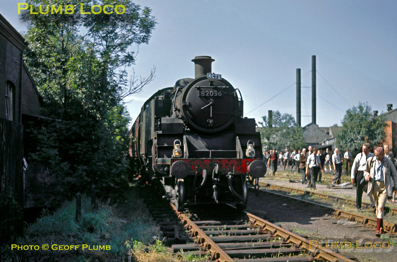 82036, Dursley, 21st July 1963