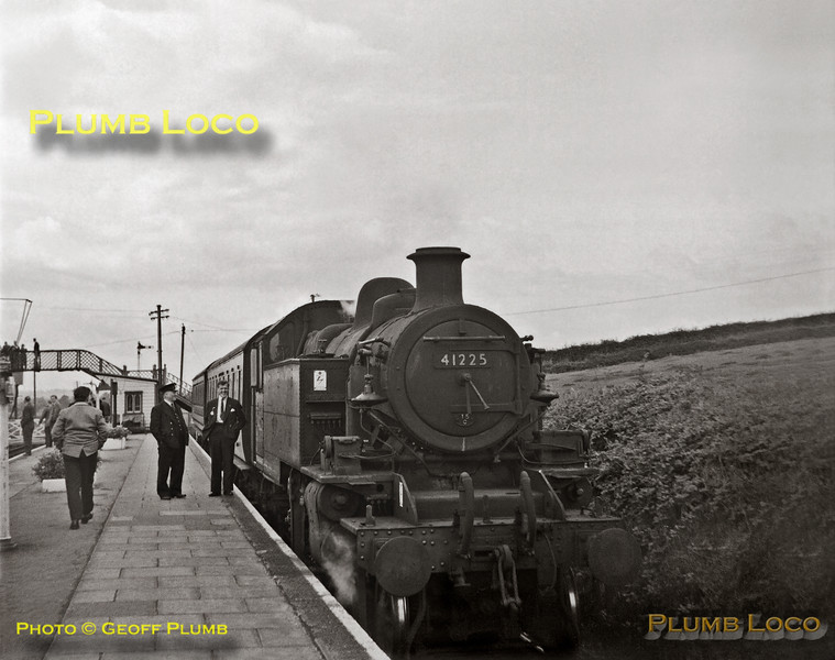 41225, Seaton, 25th August 1962