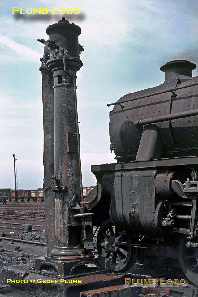 UID Black 5, Newton Heath MPD, 1st June 1968