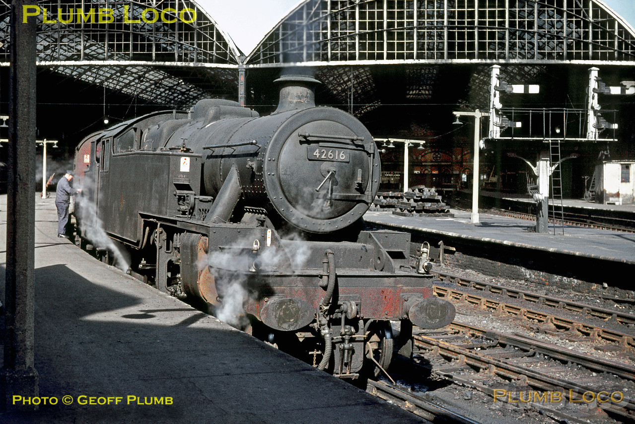 42616, Birkenhead Woodside, 7th May 1966