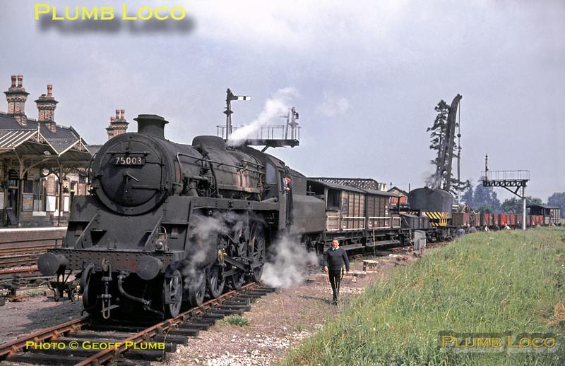 75003, Ashchurch, 4th July 1965