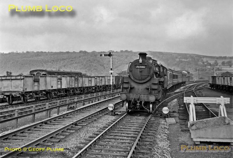 76088, Grindleford, 14th August 1962