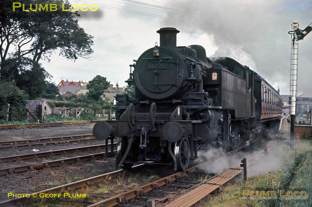 41226, Amlwch, 27th August 1963