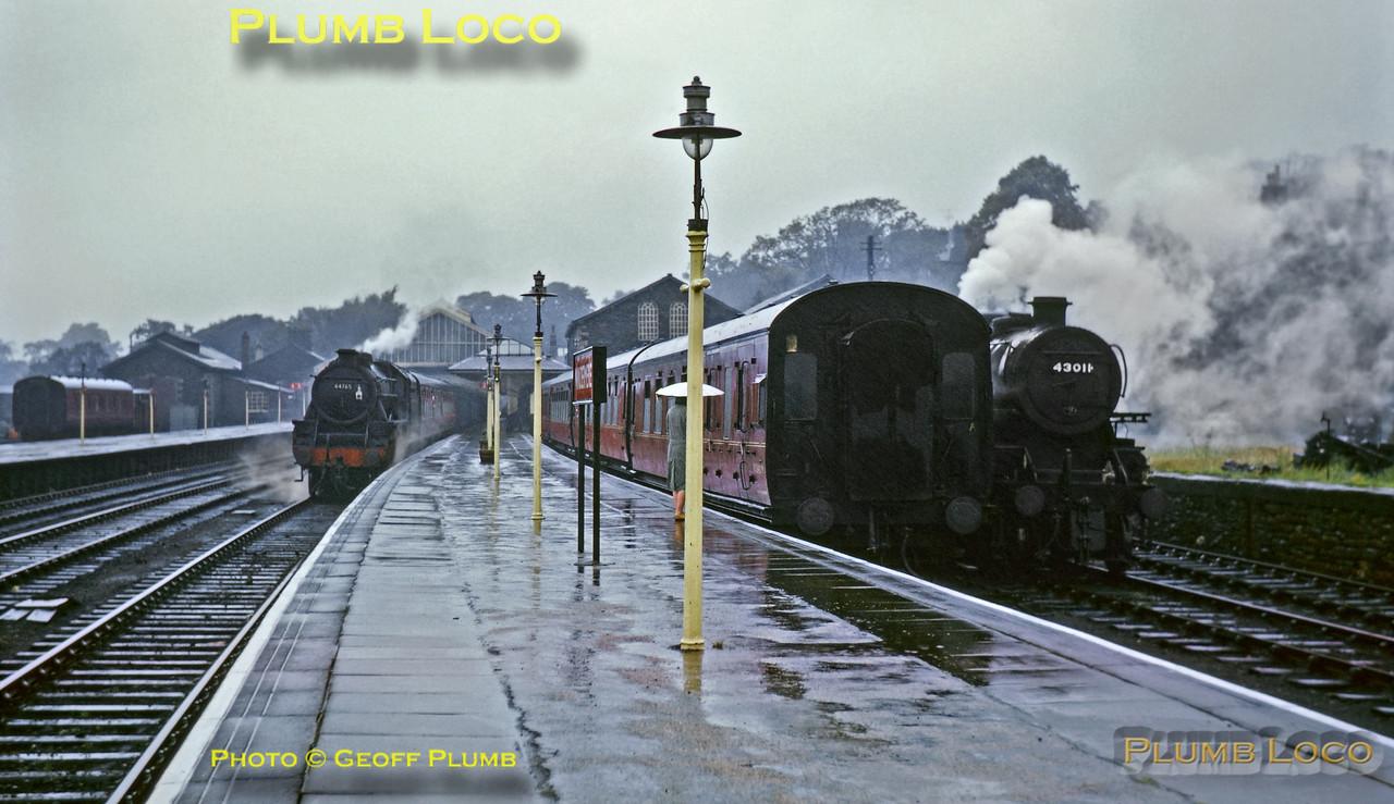 44765 & 43011, Windermere, July 1965