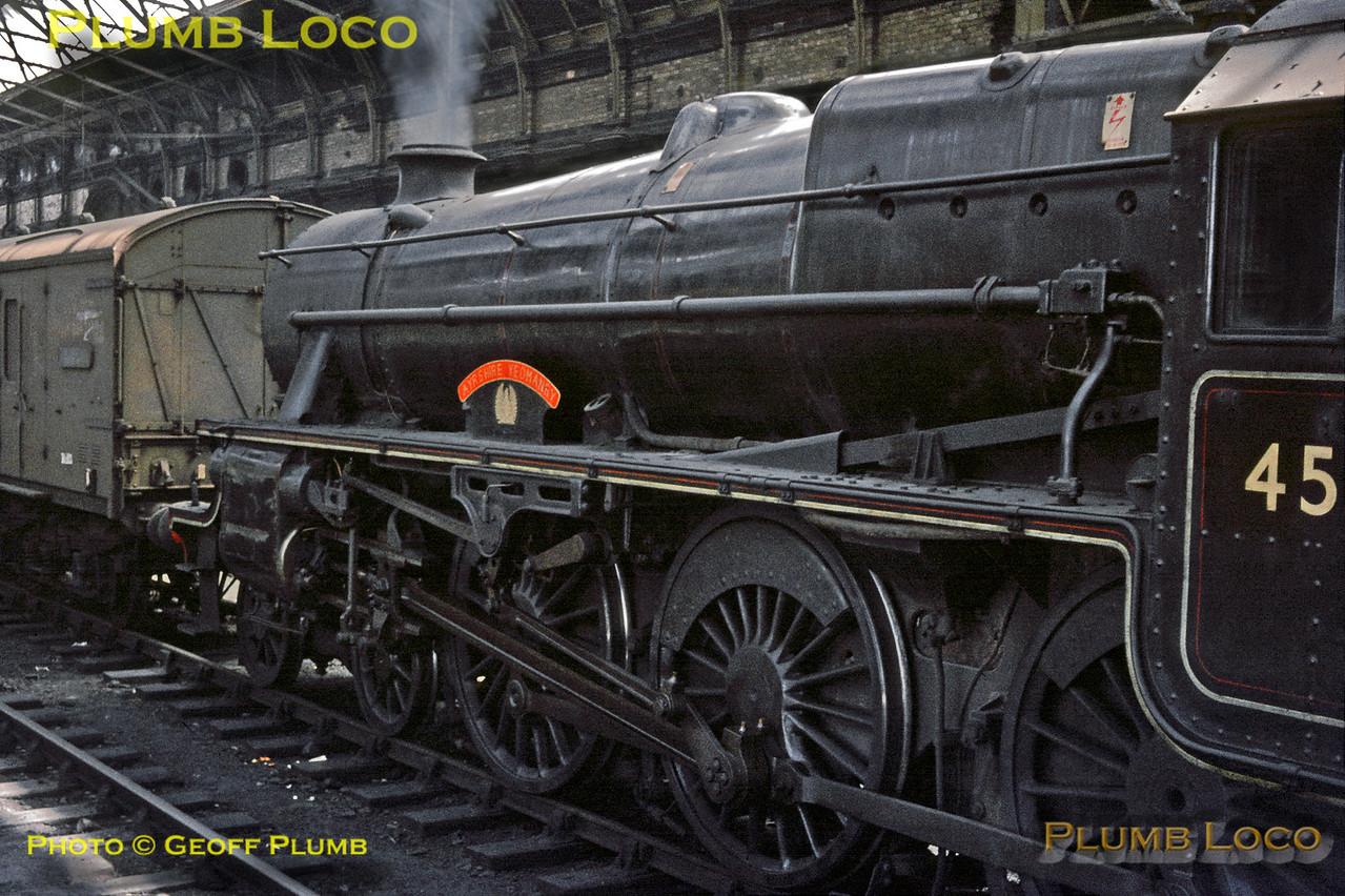 45156, Manchester Exchange, 1st June 1968