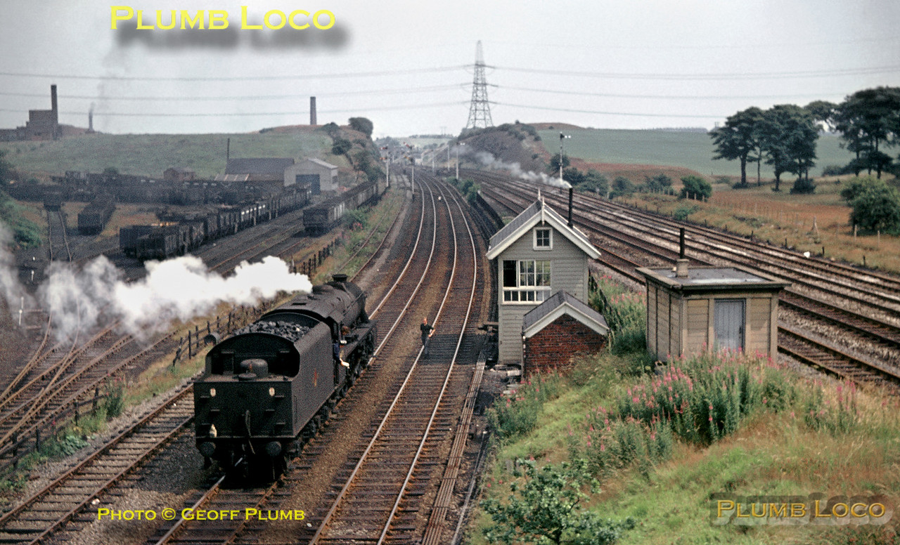 44711, Locke's Sidings, 16th July 1967