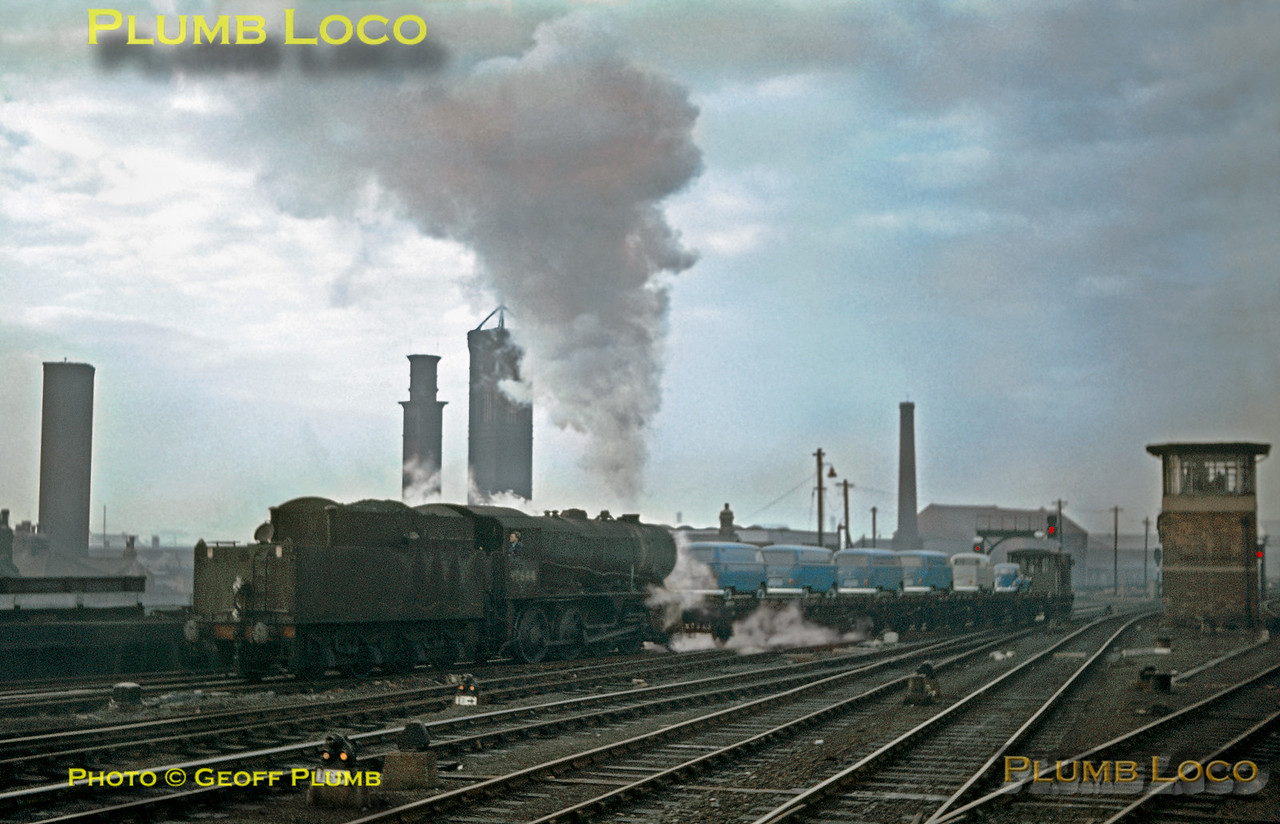 90644, Leeds City, 11th January 1967