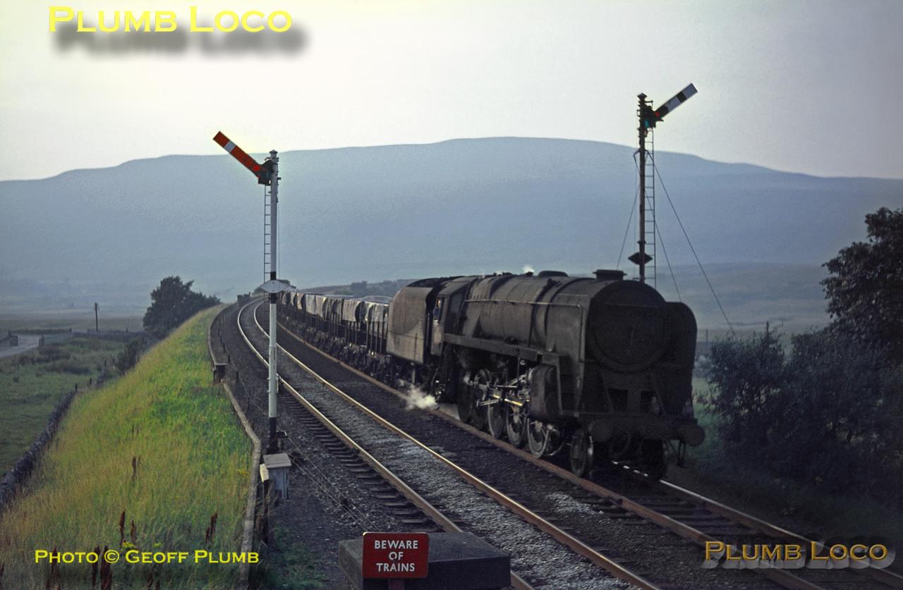 92113, Ribblehead, 21st August 1967