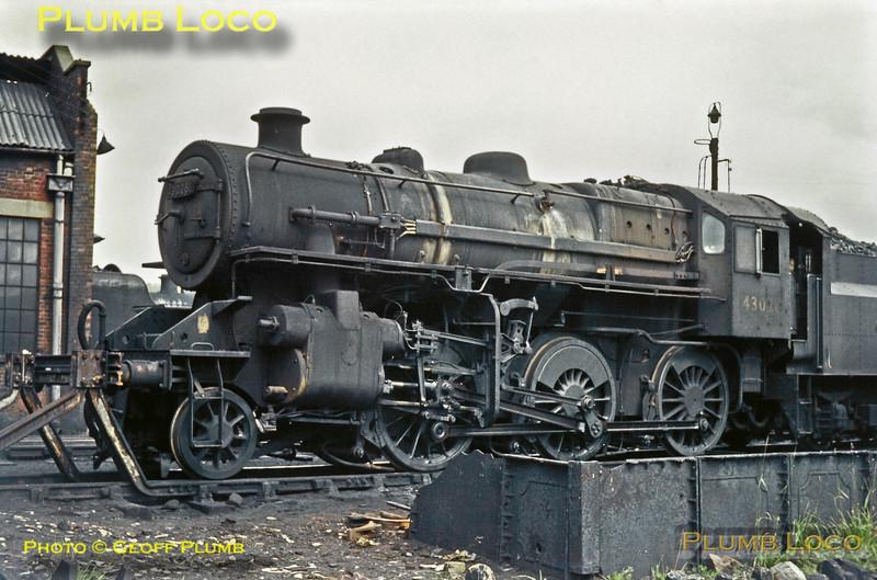 43028, Skipton MPD, 17th July 1966