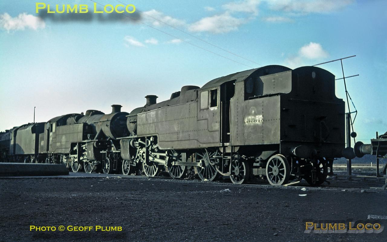 42252, Normanton MPD, 28th December 1967