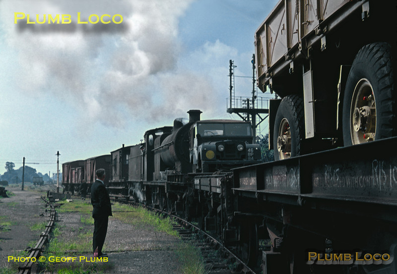 44269, Ashchurch, 4th July 1965