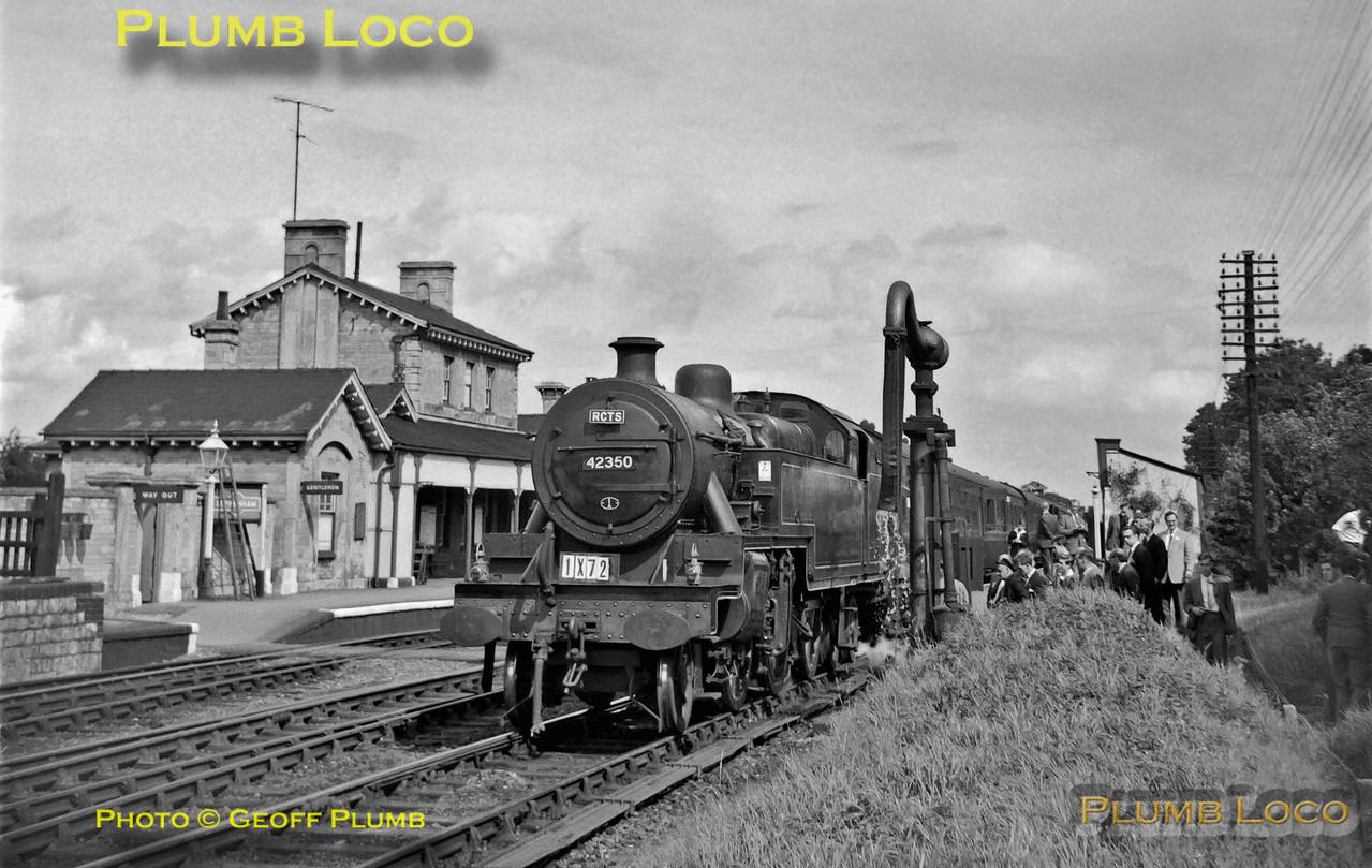 42350, Luffenham, 1X72, 25th August 1962